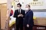 오세훈, 취임 첫 외부 일정으로 서울시의회 방문
